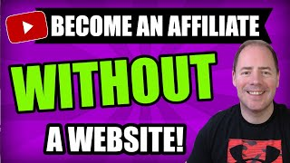 How To Become An Affiliate Without A Website   Make Affiliate Commissions With No Website 2020
