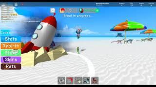 Weight Lifting Simulator 3/ 10 Rebirth + Space Map/ Roblox