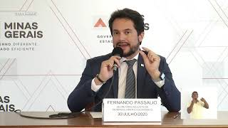 Em meio a regressão, governo de Minas reforça novo Plano Minas Consciente que tem adesão de apenas 37% dos municípios