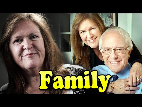 Jane Sanders Family With Daughter,Son and Husband Bernie Sanders 2020