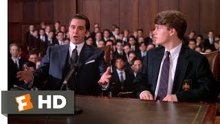 Frank Defends Charlie In Court - Scent Of A Woman