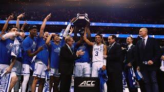 2019 ACC Men's Basketball ACC Tournament Documentary