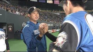 村田投手、10年目での「日本球界」初勝利!6/11vs.ジャイアンツ