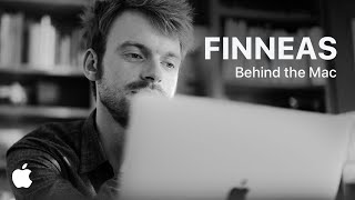 Behind the Mac with FINNEAS | Apple