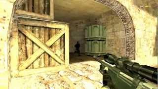 Counter-Strike 1.6 - AWP Skill By LqN