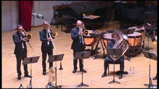 CIBM 2012 - Belgian Brass