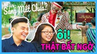 SÁNG MẮT CHƯA MV TRÚC NHÂN #SMC - Chia Sẻ 1 Chút Suy Nghĩ Về LGBT 🌈 - Huy and Gia Reaction