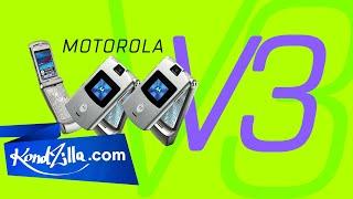 Nostalgia Tecnológica: Motorola V3, O 7º Celular Mais Vendido no Mundo
