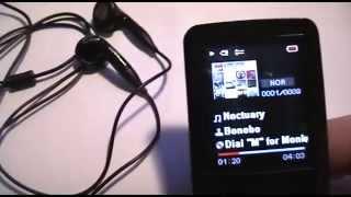 COBY MP610 - 4GB