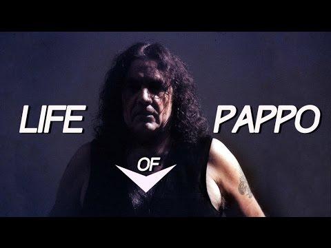 Pappo video La Vida de Pappo - Documental CM