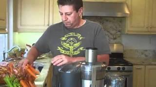 Breville 900-Watt Juice Extractor DEMO & REVIEW