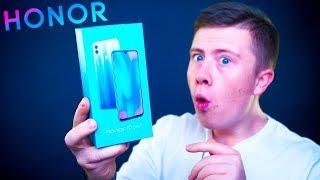 Honor 10 Lite - Бомбический смартфон с NFC  за 15 000 РУБЛЕЙ!