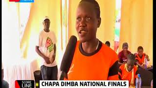 Scoreline: Nyakach girls win the inaugural Chapa Dimba National Finals