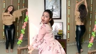 Devoleena and  Rashami Desai  Version of Genda Phool