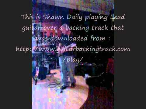 Shawn Daily Slow Blues