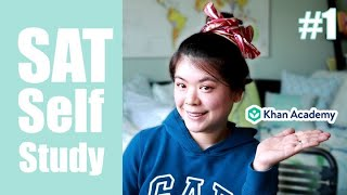How to use Khan Academy to Self Study for the SAT   Self-Study Part 1