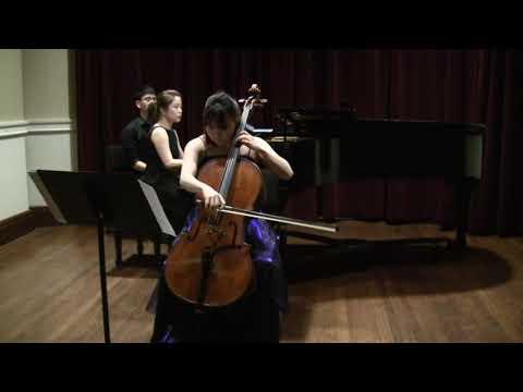 Britten cello sonata in C Major, op. 65