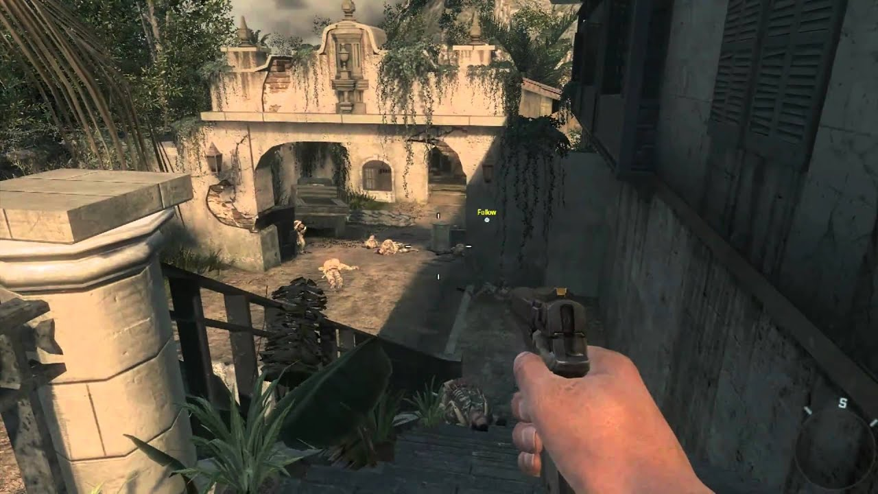 Call Of Duty Looks More Fun When Computer Does All The Shooting