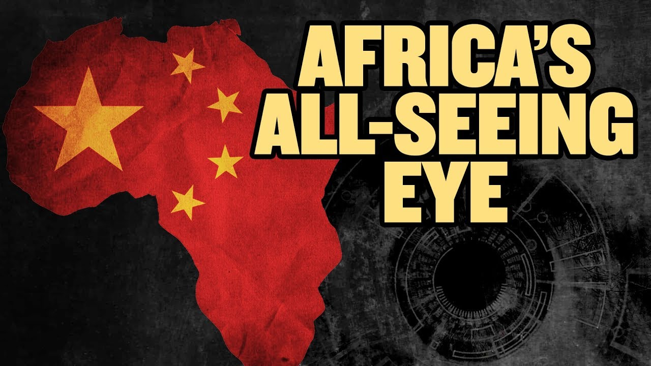 China's All-Seeing Eye in Africa | China Uncensored thumbnail