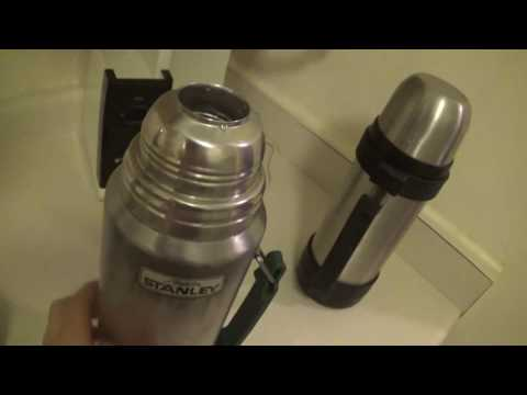 1978 Vintage Aladdin Stanley Vacuum Bottle Thermos No  A