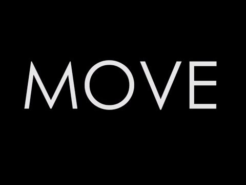 Move Lyric Video