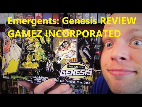 Emergents: Genesis Review - Gamez Incorporated
