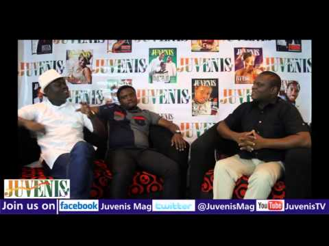JUVENIS INTERVIEWS COMEDY HAPPY HOUR CREW (Nigerian Music & Entertainment)
