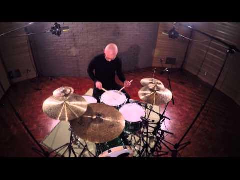 Eric Wiegmann - studio drum solo