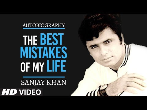 The Best Mistakes Of My Life Trailer | Sanjay Khan