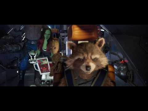 Guardians of the Galaxy Vol. 2 (Clip 'Sovereign Fleet')