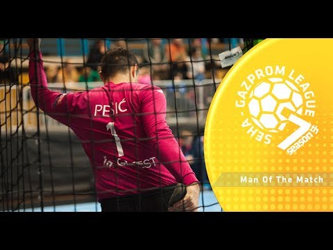 Man of the match: Ivan Pesic (Nexe vs Meshkov Brest)