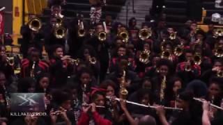Pine Bluff/Whitehaven High School Mass Band - Flexin' - 2016