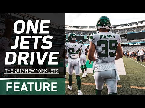 1JD Feature: Valentine Holmes Bets On Himself In Journey To NFL | New York Jets