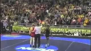 Kyle Dake (Cornell University) – NCAA Wrestling Highlight