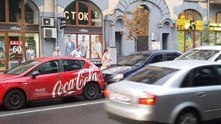 ДТП в Киеве на Артема: 5 авто