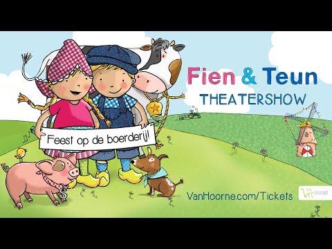 RTL Telekids-helden Fien & Teun met theatervoorstelling naar Dronten