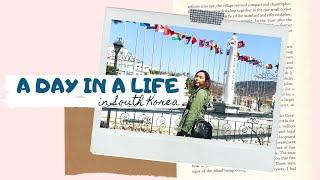 DAY IN A LIFE IN SOUTH KOREA | Rhona Velarde