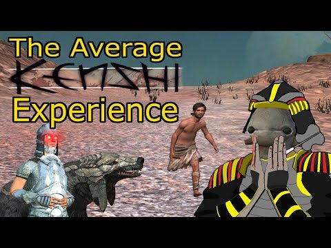 The Average Kenshi Experience