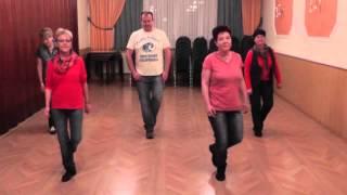Dog River Blues - Linedance - SparkleDevils - Erfurt