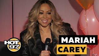Mariah Carey On New Album, Caution, Co Parenting + Her Biggest Lesson