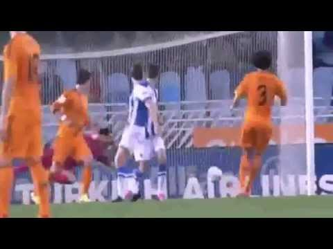WATCH Live Goal Pepe ~ Real Sociedad vs Real Madrid ~ Score 0-3 ~ Match 2014