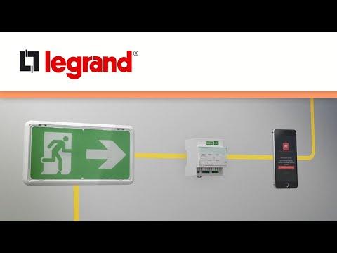 La surveillance en temps réel des éclairages de sécurité avec la Web App