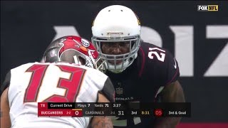 Mike Evans vs Patrick Peterson (2017) | WR vs CB Highlights