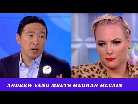 Andrew Yang vs. Meghan McCain On The View ft. Emma Vigeland (TMBS 97)