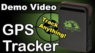 Global Mini Tracking Device GSM GPRS GPS