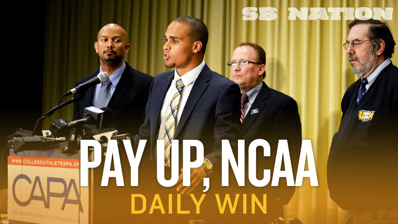 What NOT to say about the Northwestern decision - The Daily Win thumbnail