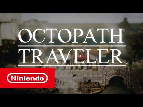 Bande-Annonce E3  de Octopath Traveler