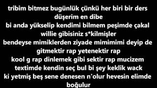 "Contra ""Ölü""   (Lyrics)"