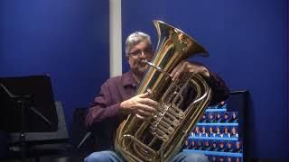 John Packer 379B Tuba Test