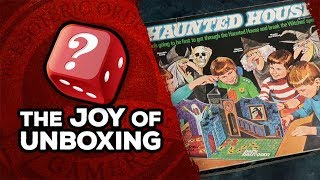 The Joy Of Unboxing: Haunted House (or Which Witch)
